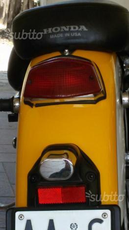 Honda shadow 1.100 perfetta come nuova