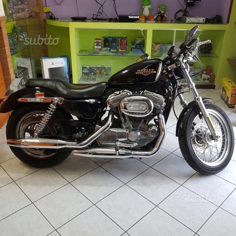 Harley-Davidson Sportster 883 - 2009