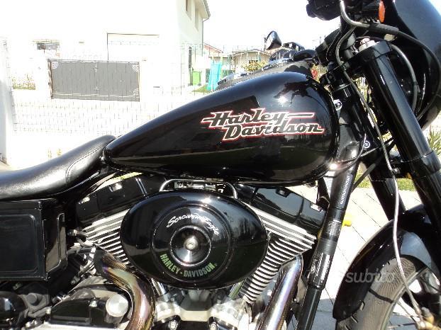 Harley-Davidson Dyna Super Glide - 1999
