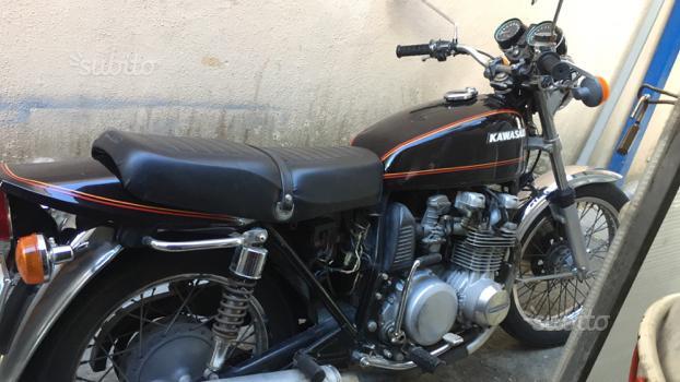 Kawasaki Z650 1977 39893 | MondoCustom it