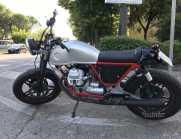 Moto Guzzi Cafè Racer