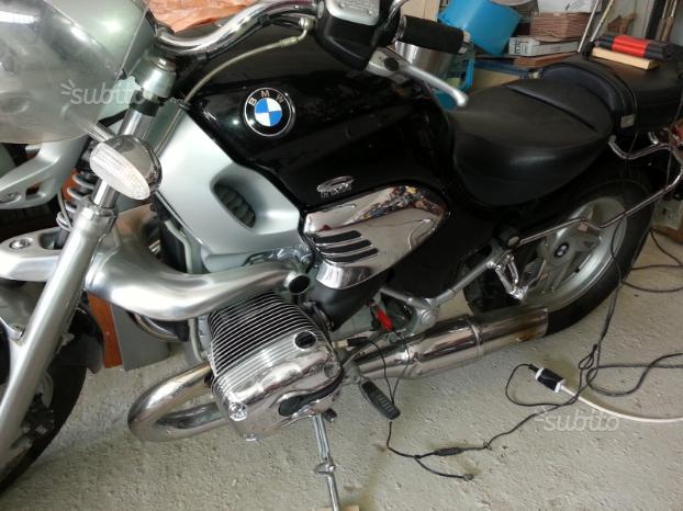 BMW R 1200 mountak