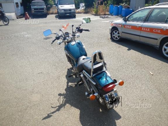 Suzuki GZ Marauder 250 - 2000