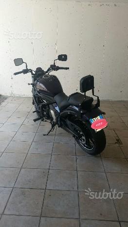 Kawasaki Vulcan S - 2015