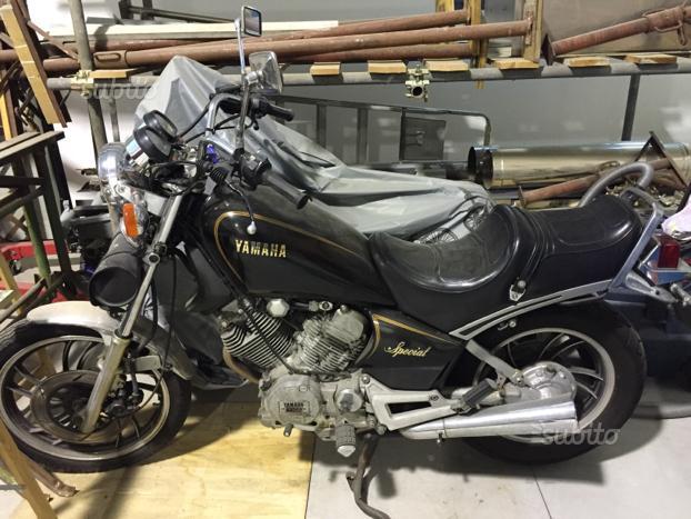 Yamaha 500 Special