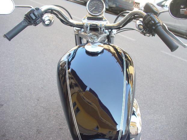 Harley-Davidson Sportster low 1200 - 2009