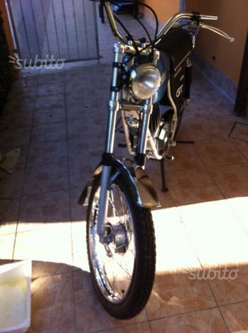 Fantic Motor Caballero Motard 50 - 1980