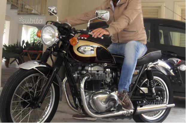 Kawasaki W 650 2003 43841 Mondocustomit
