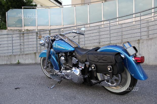 Harley-Davidson Softail Fat Boy - 2000