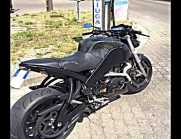 Buell XB9 Lightning Black edition total carbon