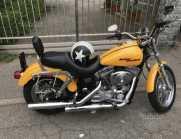 Harley Davidson 1450 Dyna Super Glide Custom
