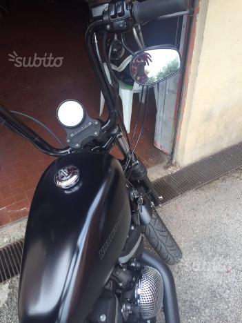 Harley-Davidson Sportster 883 iron - 2010