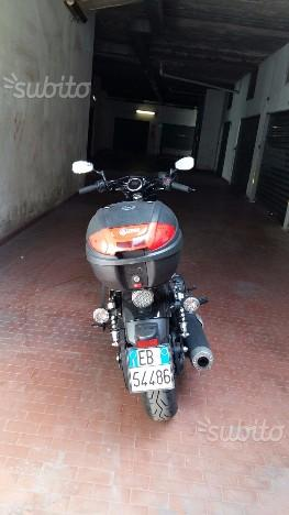 Yamaha XV950 - 2014