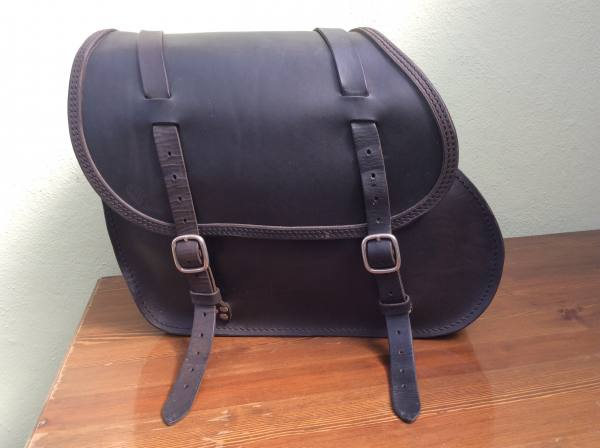 Borsa Ends Cuoio Sportster