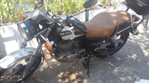 Suzuki TU 250 - 1997