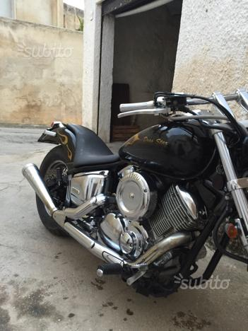 Yamaha Drag Star 1100