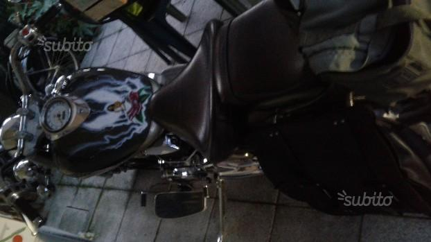 Yamaha XVS 1100A Drag Star - 1999