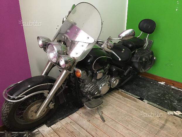 Yamaha XVS 1600 Wild Star - 1999