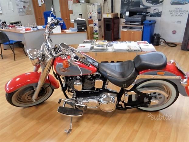 Harley-Davidson Fat Boy , originale , impeccabile