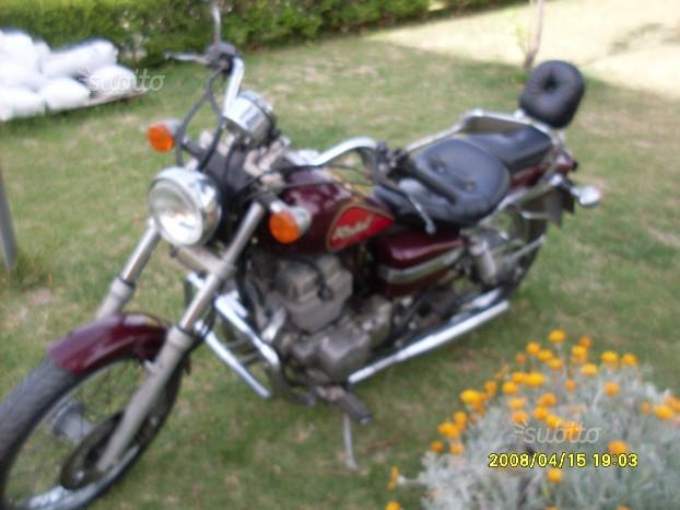 Honda Rebel 250 - 1999