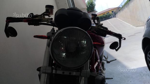 Ducati Monster s4r 2005