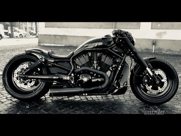 Harley Vrod 2016 gommone da 300 Permuto