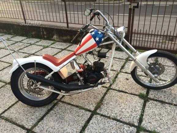 Custom bike renegade 50 r - 1997