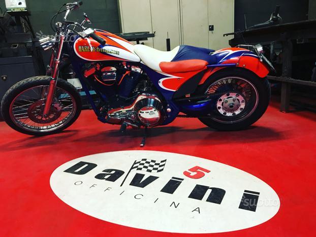 Harley Davidson low rider 1340