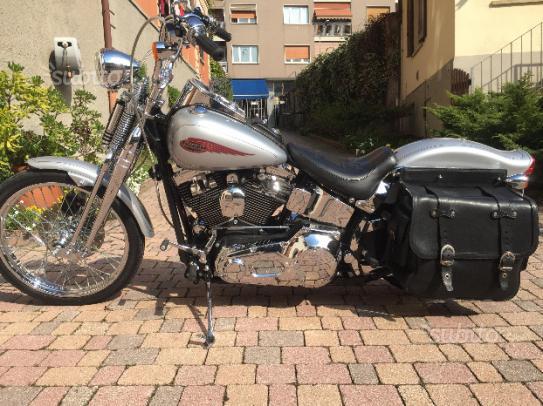 Harley-Davidson Softail Springer - 2002