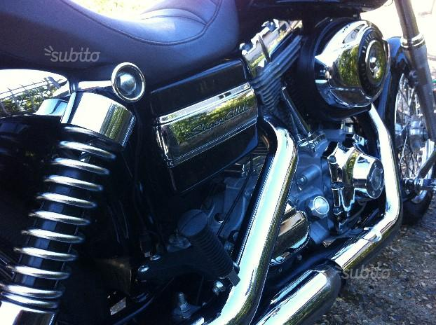 Harley-Davidson Dyna Super Glide - 2007