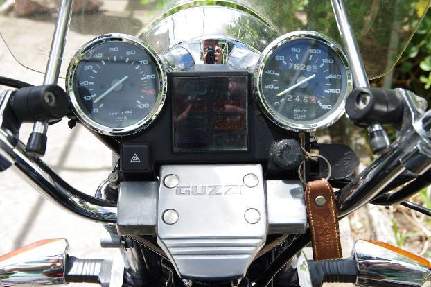 Moto Guzzi Florida V35 1987
