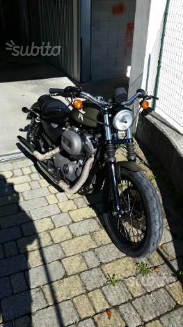 Harley Davidson nightster 1200