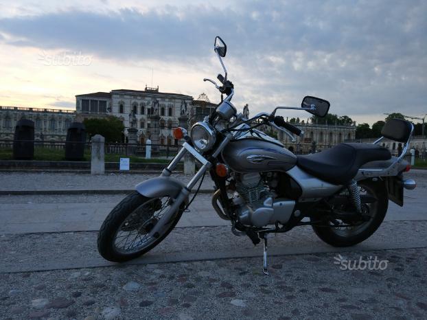 Kawasaki EL 125 - 2005