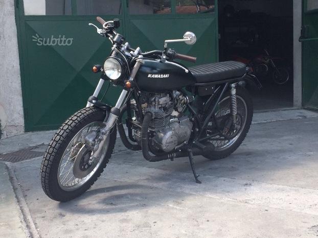 Kawasaki Altro modello - Anni 70