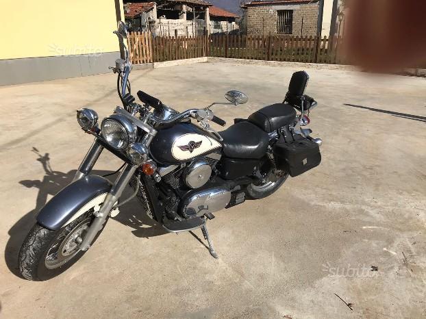 Kawasaki VN 1500 - 2002