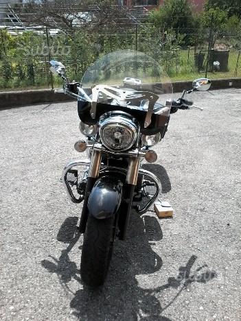 Yamaha XVS 1300A - MIDNIGHTSTAR 2009