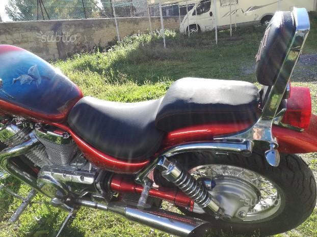 Suzuki VZ Intruder 800 - 1993