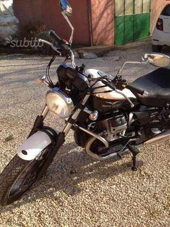 Moto Guzzi Nevada 750 - 2010