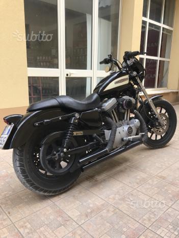 Harley Davidson 1200 R XL 2004 a carburatore