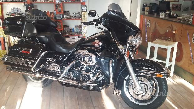 Harley-Davidson Touring Electra Glide - 2005