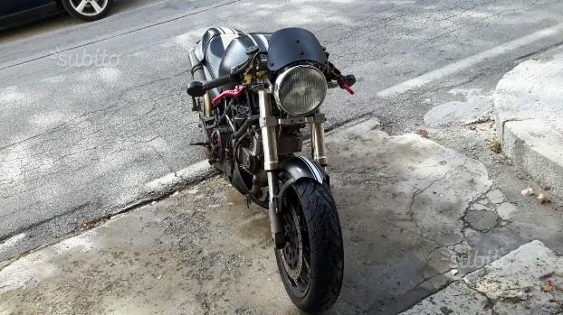 Ducati Monster 900 - 2000