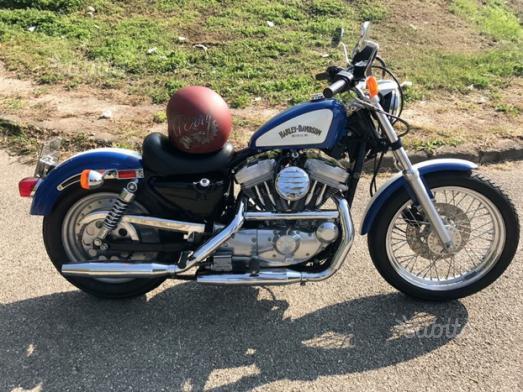 Harley Davidson Sportster XLH Hugger