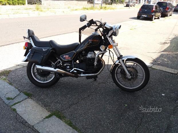 Moto Guzzi Florida 350- 1991