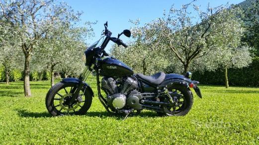 Yamaha XV950 - 2016