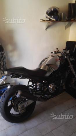 Ducati monster cromo 900
