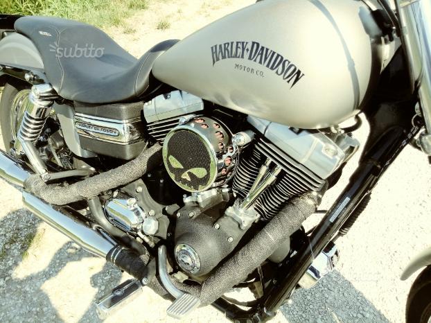 Harley Street Bob custom