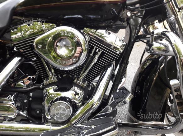 Road king carburatore 2002