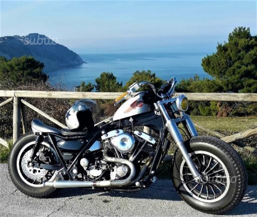 Harley-Davidson Altro modello - 1982