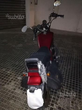 Honda Vt 500 custom