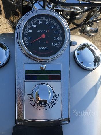 Harley-Davidson Softail Heritage - 1993